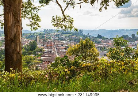 Salento March 2018 This Is Salento Village Located In The Coffe Production Area Of Colombia. It S Kn