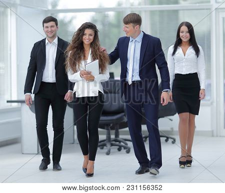 project Manager and business team