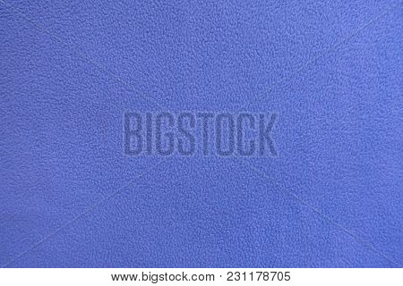 Violet Blue Polar Fleece Fabric From Above