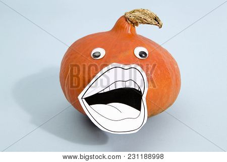 Pumpkin Mouth