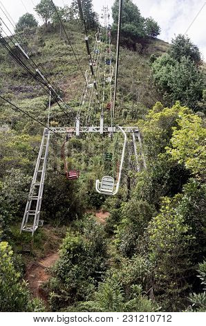 Elephant Hill Cable Car Campos Do Jordao Tourism Brazil