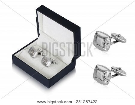 Pretty And Elegant Silver Stud Earrings With Beautiful Black Box Are Endlessly Useful For Women. The