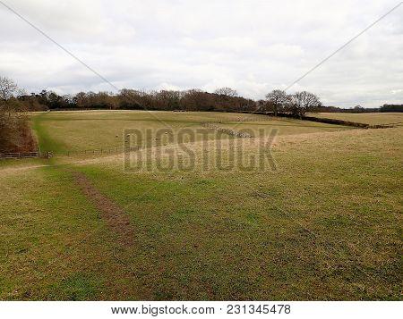 View Across Farmland, Bullsland Farm, Chorleywood, Hertfordshire