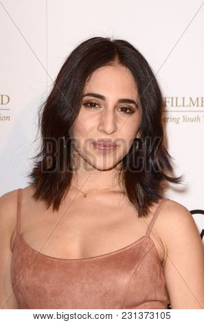 LOS ANGELES - MAR 13:  Gabrielle Ruiz at the Fulfillment Fund Gala at Dolby Theater on March 13, 2018 in Los Angeles, CA