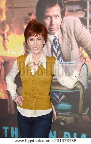 LOS ANGELES - MAR 14:  Kathy Griffin at the