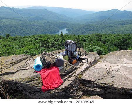 tema di escursionismo