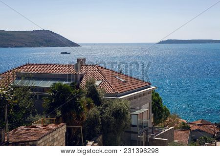 Big House On The Sea In Montenegro