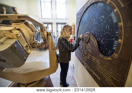 The Pylkovsky Observatory (gao Ras) Is The Main Astronomical Observatory Of The Russian Academy Of S