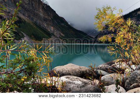 Lake Louise Alberta Canada Banff National Park