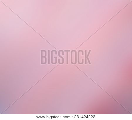 The varicolored blur Abstract picture in pink.