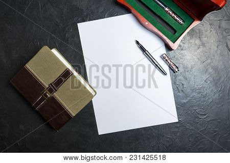 Preparing To Write The Will. Place For Your Text...