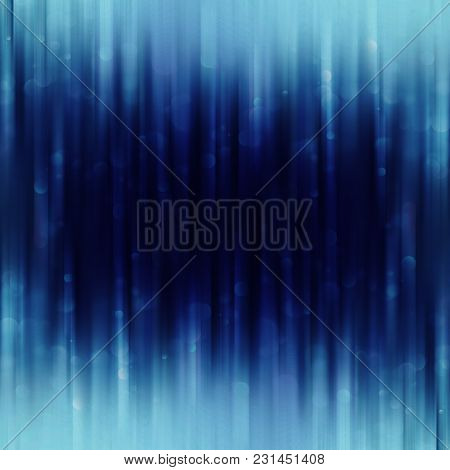 abstract blue lights, background for your design