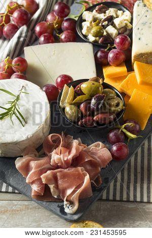 Gourmet Fancy Charcuterie Board
