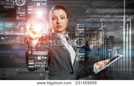 Innovative media technologies in use. Mixed media
