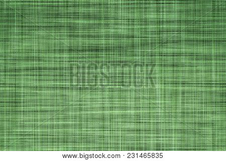 Fabric Surface For Book Cover, Linen Design Element, Texture Grunge Golden Lime Color Painted.