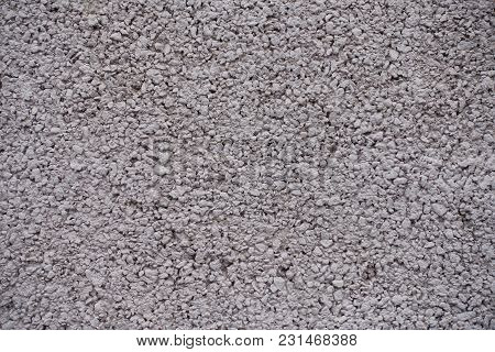 Grainy Texture Of Painted Pinkish Gray Wall