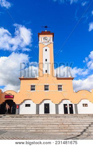 Santa Cruz De Tenerife, Canary Islands, Spain: Mercado Municipal Nuestra Senora De Africa La Recova