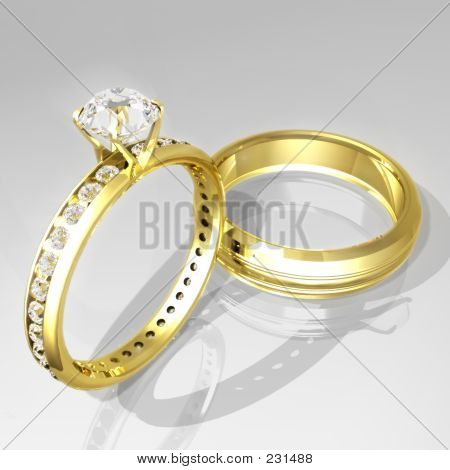 Wedding Rings 01