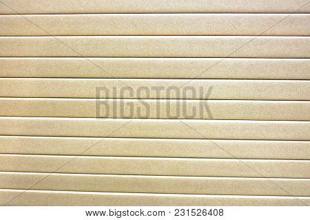 A Pack Of Recycled Brown Paper With Day Light For Background Texture