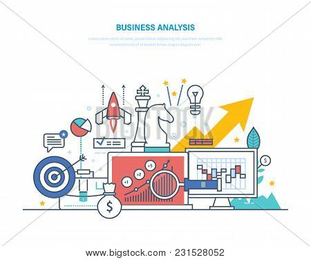 Business Analysis, Plan Creation, Strategy Planning. Marketing Research Data, Analytics, Statistics,