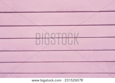 Texture Of Soft Purple Color Wooden Wall Background