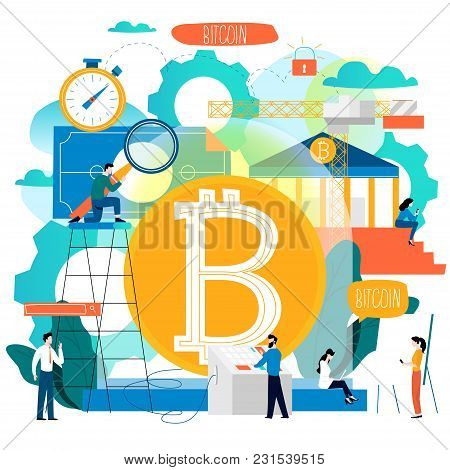 Bitcoin, Blockchain Technology, Altcoin, Cryptocurrency Mining, Finance, Digital Money Market, Crypt