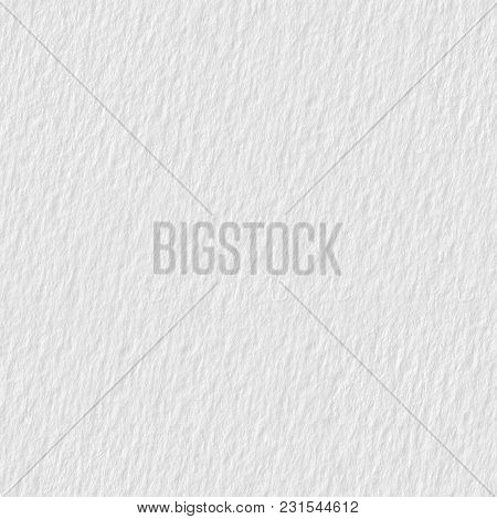 White Paper Texture. High Res Photo. Seamless Square Texture. Tile Ready.