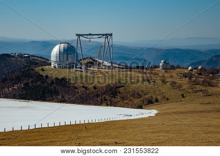 A Special Astrophysical Observatory In North Caucasian Mountains.