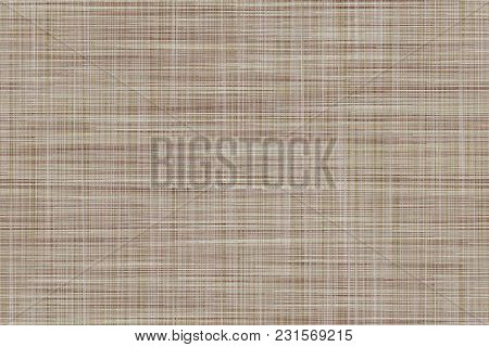 Fabric Surface For Book Cover, Linen Design Element, Grunge Textured Butterum Color Painted.