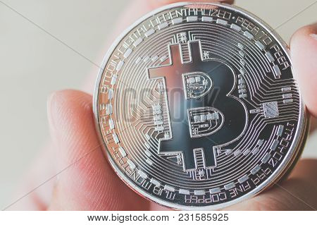 Bitcoin Cryptocurrency Digital Bit Coin Btc Currency