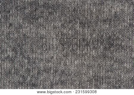 Textured Dark Gray Fabric For The Backgroundfabric.