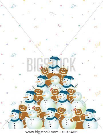 Holiday Christmas Tree Fun