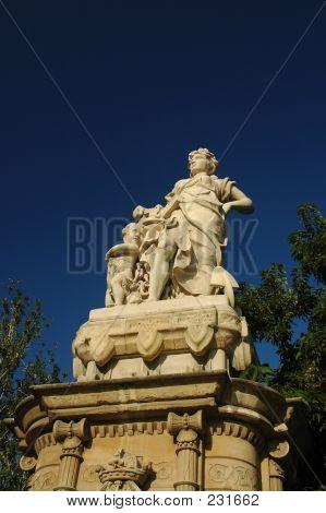 Victorian Statue