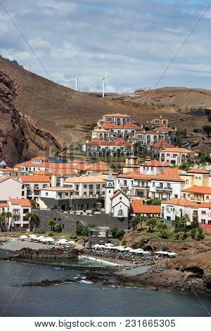 Prainha  Located Near The Breathtaking Area Of Ponta De Sao Lourenço, The Eastern Part Of Madeira, P