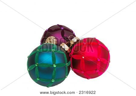 Trendy Christmas Ornaments
