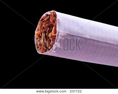 Cigarette Close-up