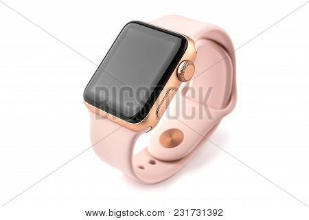 February 2018. Apple Watch Series 3 Colors