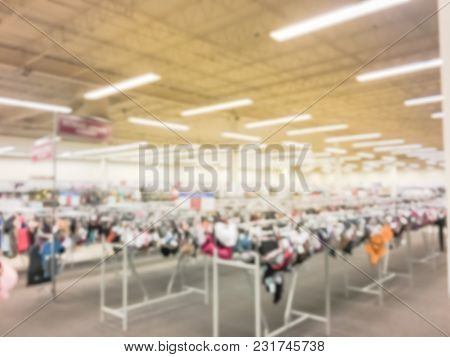 Blurred Bras Intimate Apparel At Off-price Department Store Retailer In Usa