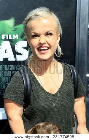 LOS ANGELES - FEB 17:  Terra Jole at the World Premiere Of