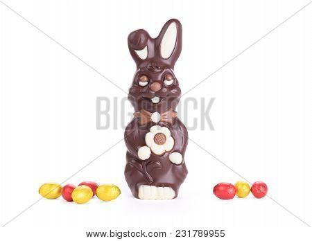 Chocolate Easter Bunny