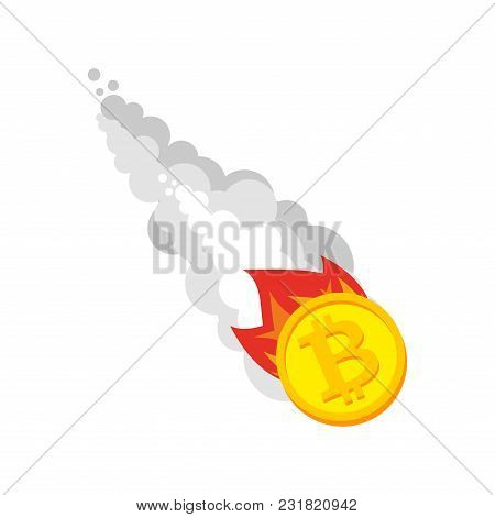 Drop Bitcoin.  Price Of Crypt Is Decreasing. End Of Bitcoin Era