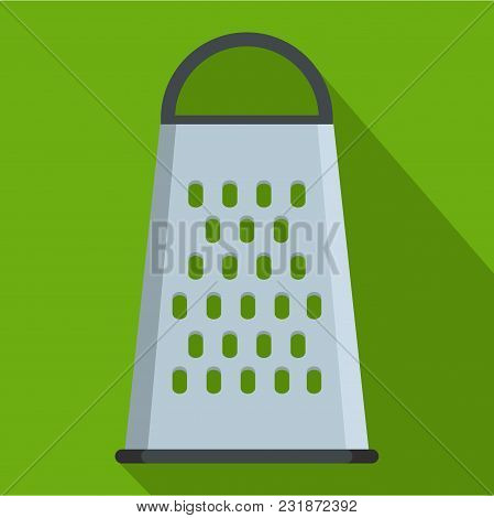 Grater Icon. Flat Illustration Of Grater Vector Icon For Web