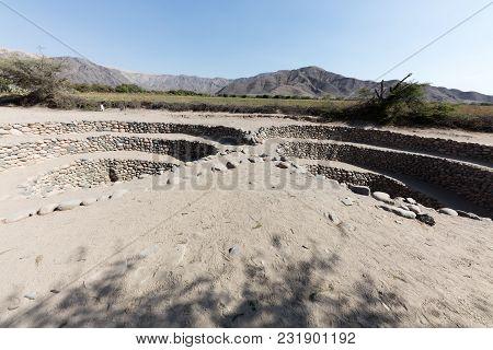 Cantalloc Aqueduct, Peru