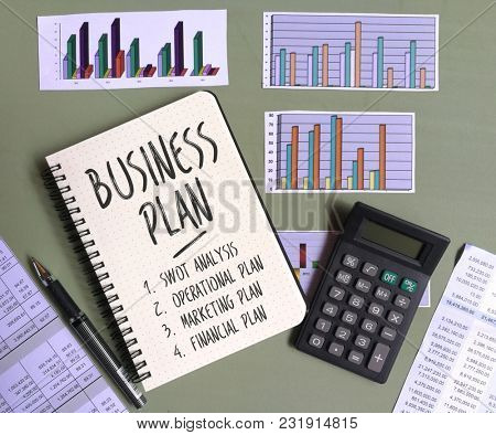 Business plan and projection