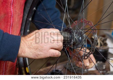 Maintenance Of The Bicycle, Replacing Components On A Bicycle