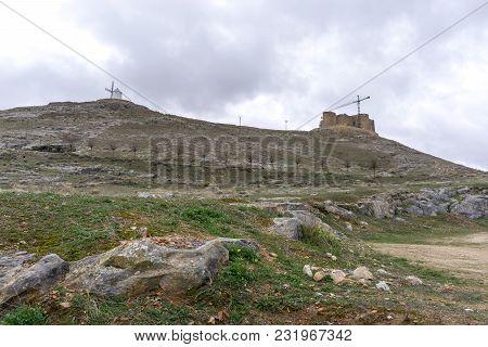 Rocky Hills Of Consuegra