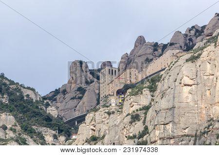 Cable Car Montserrat