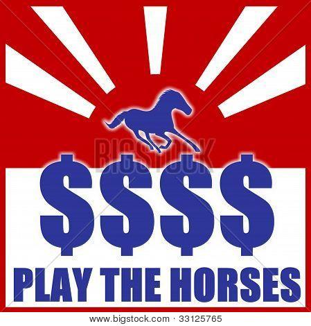 Horse Racing Ad