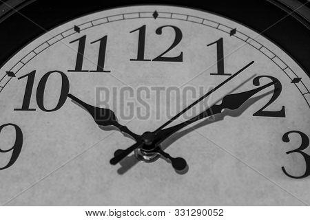 Ten Minutes Past Ten O'clock