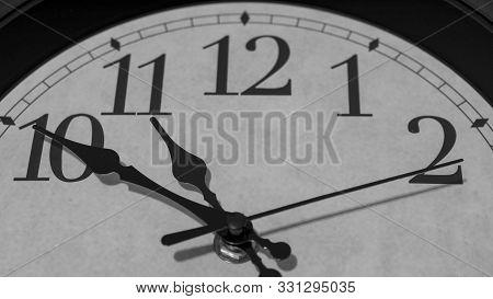 Ten Minutes Before Eleven O'clock